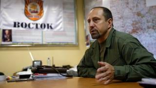 Separatist: «Wir hatten Buk-Raketen»