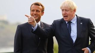 Der Balanceakt des Briten