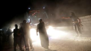 Sind erneut Schweizer Waffen in Syrien im Einsatz?