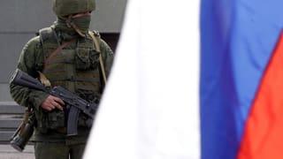 Nervenkrieg um die Krim