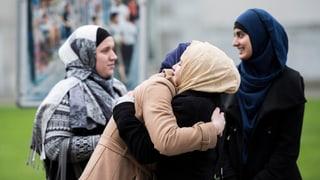 St. Galler Muslimin darf mit Kopftuch zur Schule