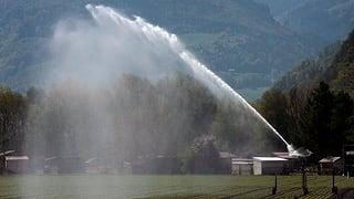 Weniger Wasser für Thurgauer Landwirtschaft?