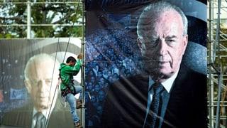 Mit dem Mord an Rabin starb auch die Hoffnung auf Frieden