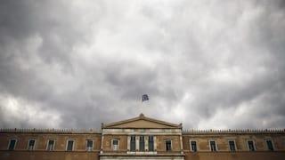 Griechisches Parlament sagt dem Bankenfilz den Kampf an