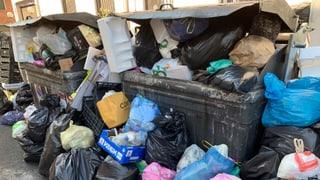 Wenn der Müll zum Himmel stinkt