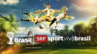 Video «Viva Brasil vom 25. Juni» abspielen