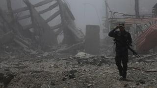 IS soll menschliche Schutzschilde eingesetzt haben
