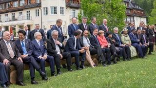 G7 – Die Entscheide
