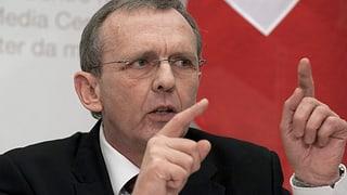 Berner Regierungsrat geht auf Kritiker zu