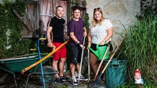 Das sind die Gartenbauer aus Oberwil