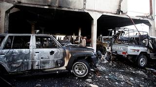 Mehr als 140 Tote bei Luftangriff auf Trauerfeier in Jemen