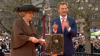 Königin Beatrix: Einer ihrer letzten offiziellen Auftritte