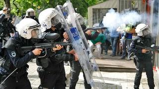 Türkische Polizei erhält mehr Macht