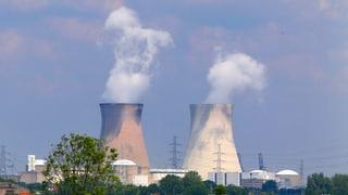 Belgiens Atomkraftwerke machen schlapp