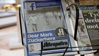 Facebook gibt im Streit um berühmtes Vietnam-Foto nach
