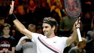 Die Nummer 1 ist für Federer zum Greifen nah
