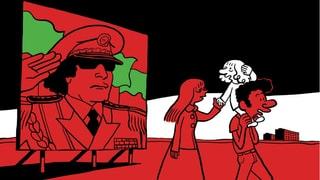 Riad Sattouf entlarvt die Ideale der arabischen Welt