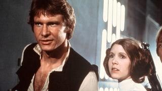 Carrie Fisher enthüllt Affäre mit Harrison Ford