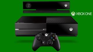 Xbox One: ein Gerät im Wohnzimmer – mit Hund und Armbehaarung