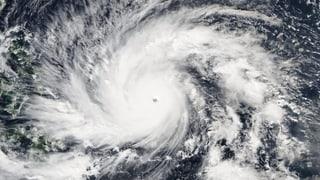 Gewaltiger Wirbelsturm hält Kurs auf die Philippinen