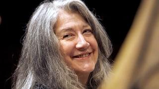 Martha Argerich: Und plötzlich diese Offenheit