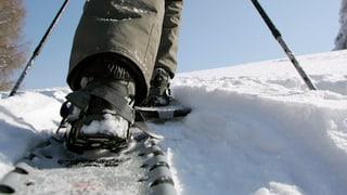 Schneeschuh-Läufer stirbt im Wallis in einer Lawine