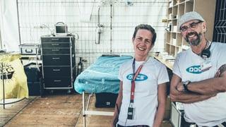 Die Bergdoktoren vom Gurtenfestival: Helden im Chaos (Artikel enthält Audio)