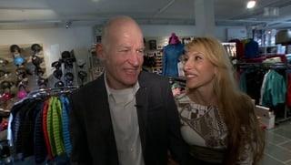 Ehemaliger Ski-Star Peter Müller hat geheiratet