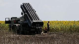 Russland verstärkt wieder Truppen an ukrainischer Grenze