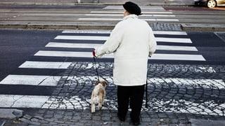 Zu viele Senioren verunfallen im Strassenverkehr