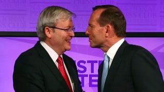 Australien: Rudd nach 6 Regierungsjahren fast draussen