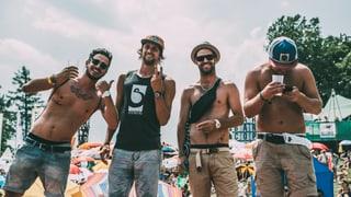 Mach das Gurtenfestival 2015 zum besten deines Lebens