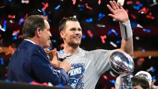 Tom Brady holt sich seinen 6. Super-Bowl-Ring