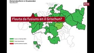 En Grischun stagneschan las fusiuns