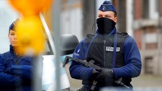 Belgien im Alarmzustand – Attentate auf Polizei vereitelt