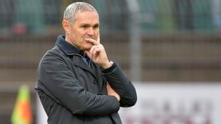 Tami nicht mehr Lugano-Trainer