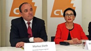 Bei den Aargauer Parlamentswahlen sind CVP-Räte Panaschierkönige