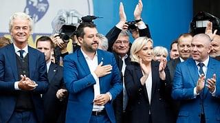 Rechtspopulisten anderer Länder bleiben gelassen