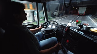 LKW-Chauffeure verzweifelt gesucht