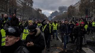 «Gilets jaunes» demonstreschan enavant