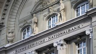 Nationalbank intervenierte nach Frankenfreigabe