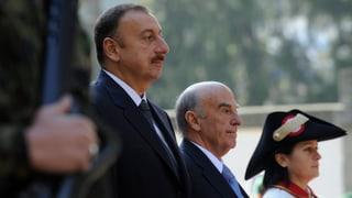 Korruptionsskandal in Aserbaidschan mit Schweizer Signatur