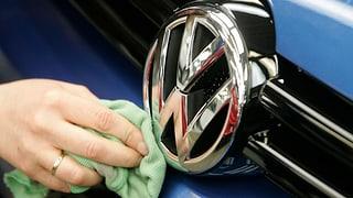 Absatzrekord: Glänzendes Jahr für VW