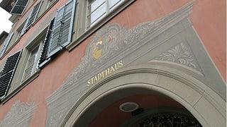 In Schaffhausen werden die Steuern nicht erhöht