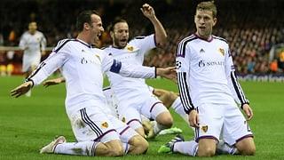 1:1 in Liverpool: Basel steht im CL-Achtelfinal