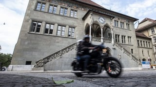 Erster Tag der grossen Spardebatte im Kanton Bern