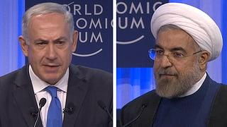 Iranisch-israelische Aussprache in Davos bleibt Wunschdenken