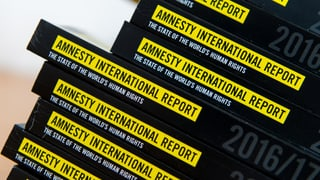 EU und Trump am Menschenrechtspranger