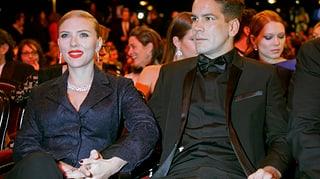 Scarlett Johansson hat wieder geheiratet