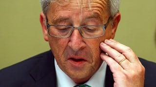 Jean-Claude Juncker steht in Luxemburg vor dem Aus